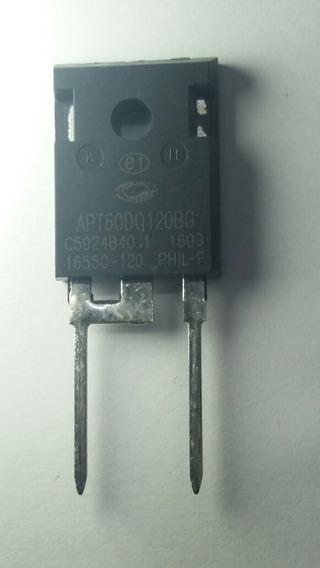 Diodo Apt60dq120bg Apt60 Apt60dq 1200v 60a - Original