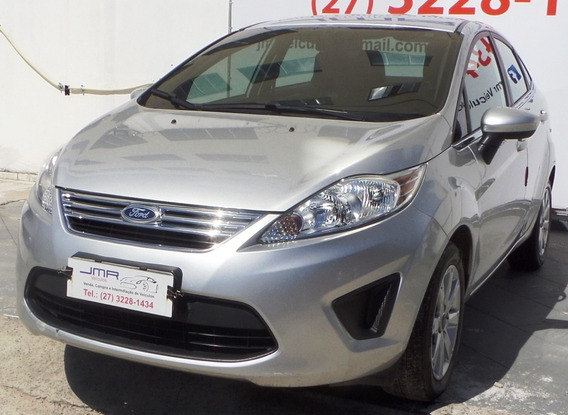 Ford Fiesta Sedan 1.6 16v Se Flex 4p