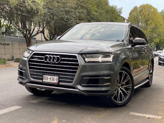 Audi Q7 3.0 Tfsi Elite 333hp 2018