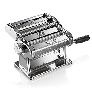 Marcato 8320 Atlas Pasta Machine, Made In Italy, Incluye Cor