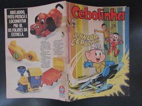 Cebolinha 90 Editora Abril
