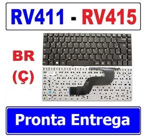 Teclado P/note Samsung Rv411 Rv415 Rv419 Rv420 Rc410 Br C