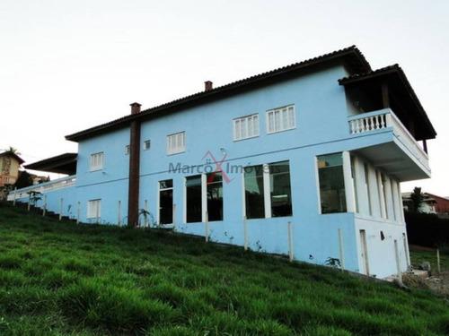 Sobrado Em Condomínio Para Venda No Bairro Araras Dos Mori, 4 Dorm, 3 Suíte, 8 Vagas, 600,00 M² Toda De Assoalho De Ipê E Fino Acabamento - 922