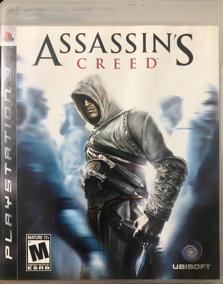 Ps3 Jogo Assassins Creed
