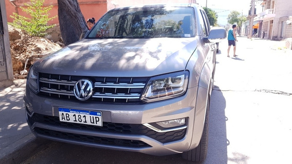 Volkswagen Amarok 2.0 Cd Tdi 180cv 4x2 Highline Pack 2017