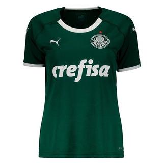 Camisa Palmeiras Feminina 2019 Original Frete Grátis