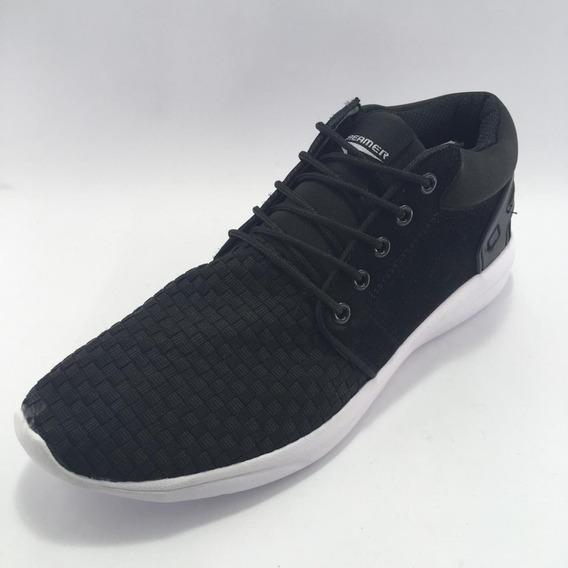 Zapatillas Negras Deportivas