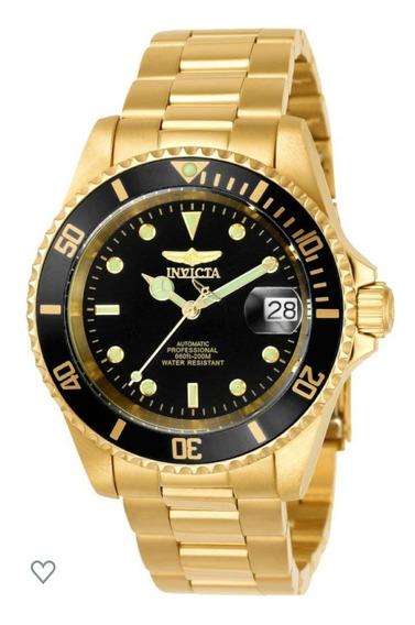 Relógio Invicta Pro Diver 89290b Altomatico Original Luxo