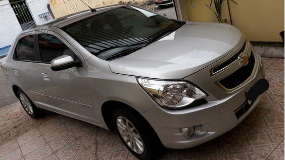 Chevrolet Cobalt Ltz 1.4 4p, 2015 Completo Único Dono