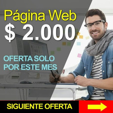 Paginas Web Sitios Web Y Mucho Mas 10 Años De Experiencia