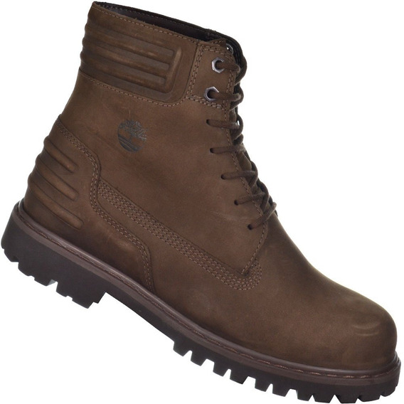 Bota Timberland Factory 73 Boot Brown Tbbz10ag214