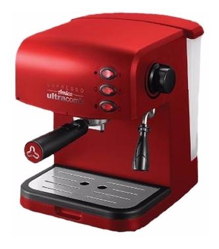 Cafetera Eléctrica Espresso Ultracomb Ce-6108