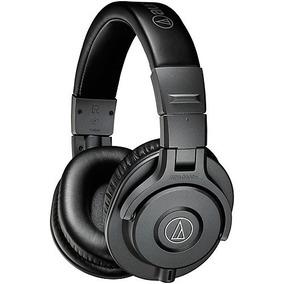 Fone De Ouvido Audio Technica Ath-m40x Ath M40x