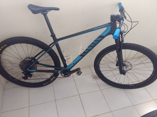 Bike Canyon Exceed Cf Sl 2017 Xx1 Eagle Sid