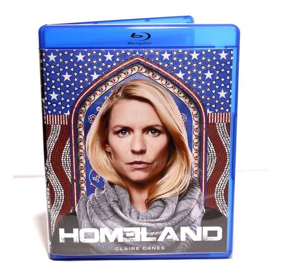 Homeland - Blu-ray Série - 8ª Temporada - Legendado