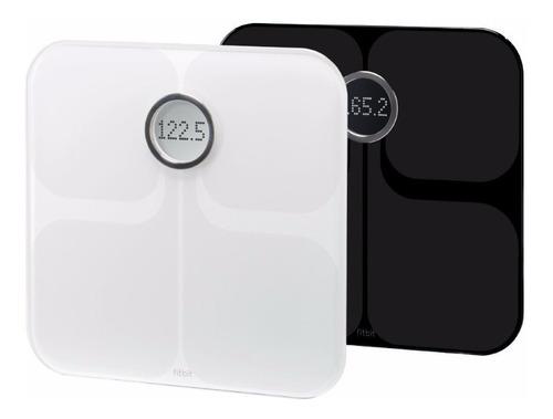 Fitbit Aria Wifi Balanza Inteligente, Bascula Digital