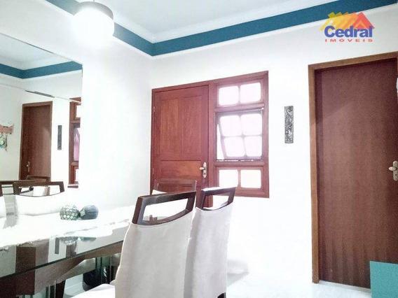 Casa Com 3 Dormitórios À Venda, 100 M² Por R$ 320.000,00 - Mogi Moderno - Mogi Das Cruzes/sp - Ca0744