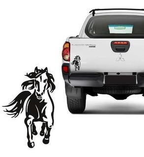 Adesivo Cavalo Country Carro Caminhonete Decorativo