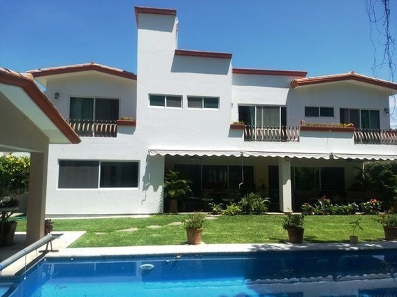 Vendo Espectacular Residencia En Lomas De Cocoyoc