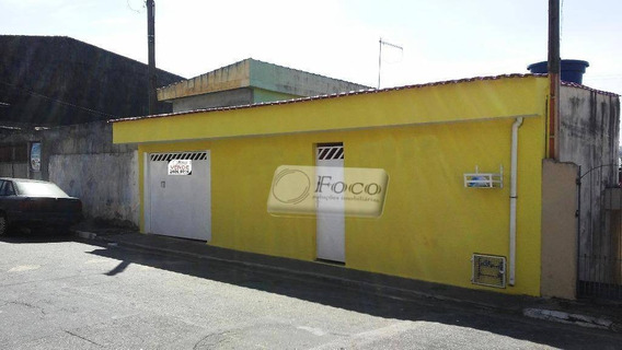 Casa Residencial À Venda, Jardim Cumbica, Guarulhos. - Ca0515