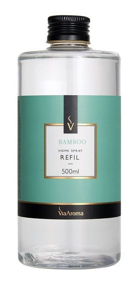 Refil Para Home Spray 500ml - Bamboo