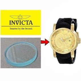 Vidro Para Relógio Invicta Yakuza S1 - Frete Grátis