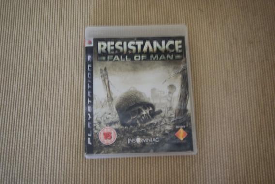 Jogo Ps3 - Resistance Fall Of Man