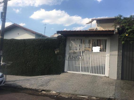 Casa Com 3 Dormitórios À Venda, 182 M² Por R$ 550.000,00 - Jardim Pinheiros - Valinhos/sp - Ca13238