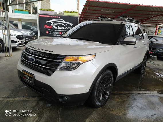 Ford Explorer 2013 Limited Automatico 3.5 4x4