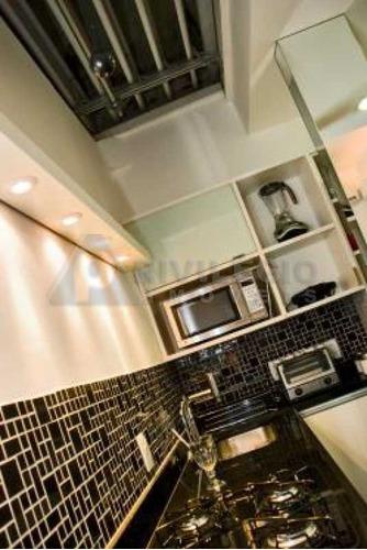 Imagem 1 de 14 de Apartamento À Venda, 1 Quarto, 1 Suíte, Ipanema - Rio De Janeiro/rj - 12718