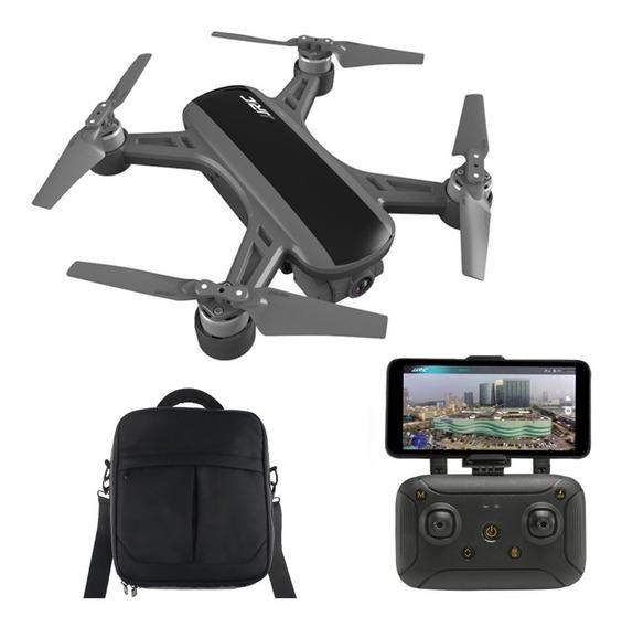 Drone Jjrc X9p -wifi 5ghz- Com 3 Bateiras E Bolsa.