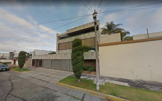 Hermosa Residencia De Remate Hipotecario, Exclusiva !