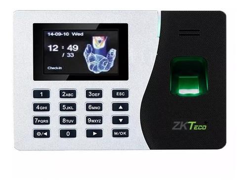 Reloj Control De Personal Huella Biometrico, Usb Y Red  T5