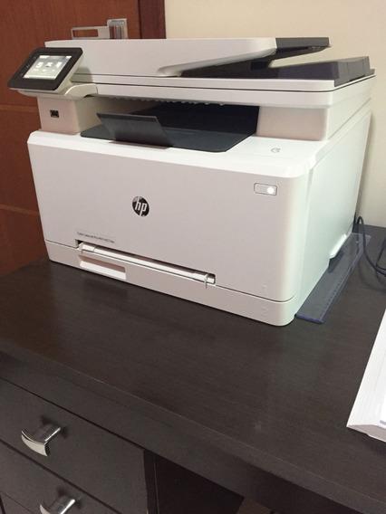 Impressora A Laser Colorida Hp M277dw Color