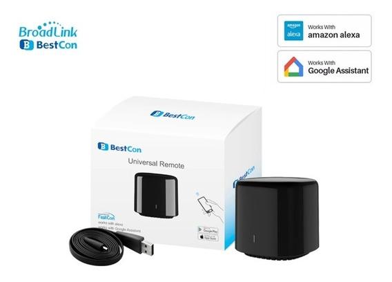 Broadlink Rm4c Mini Bestcon Automação Alexa E Google Home