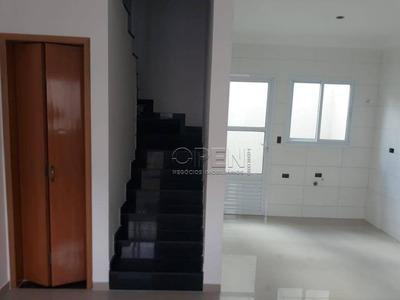 Sobrado Com 3 Dormitórios À Venda, 66 M² Por R$ 350.000 - Jardim Utinga - Santo André/sp - So1879