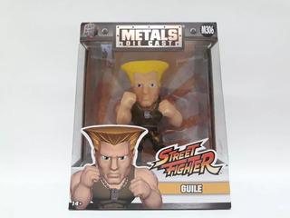 Muñecos Street Fighter Metals Die Cast Envio Gratis Caba
