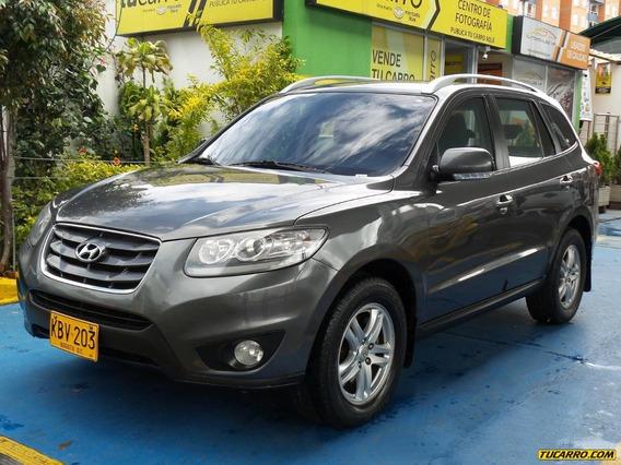 Hyundai Santa Fe G.l 4x4