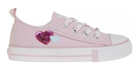 Addnice Zapatillas Kids - Corazón Rosa