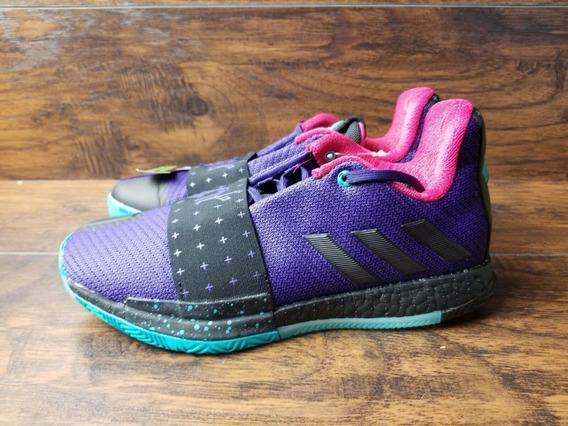 Zapatillas De Basquet adidas Harden Vol 3 (lebron,kobe,kd)