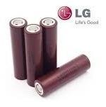 Bateria Vaper 18650 Lg Hg2 Chocolate 20a 3000 Mah