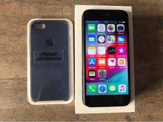 iPhone 7 Black 256gb Saude Da Bateria 90%.