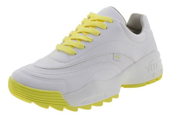 Tênis Feminino Dad Sneaker Via Marte - 1912255 Branco