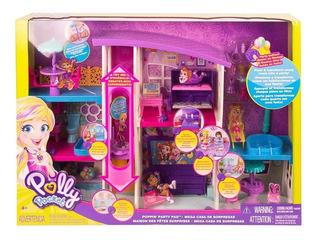 Polly Pocket Mega Casa Sorpresas