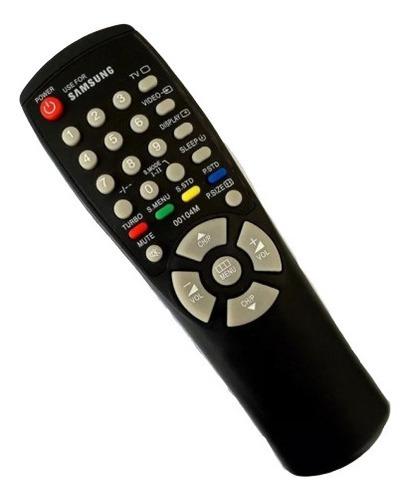Control Remoto Tv Samsung Convencional Universal + Pilas