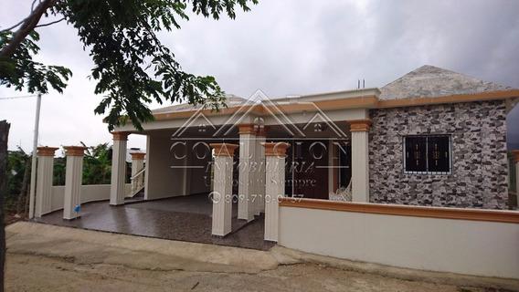 Coalición Vende Casa Con Piscina En Jarabacoa