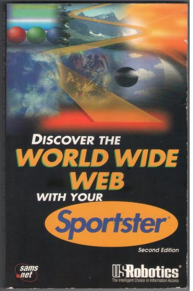 Livro Discover World Wide Web - Sportster