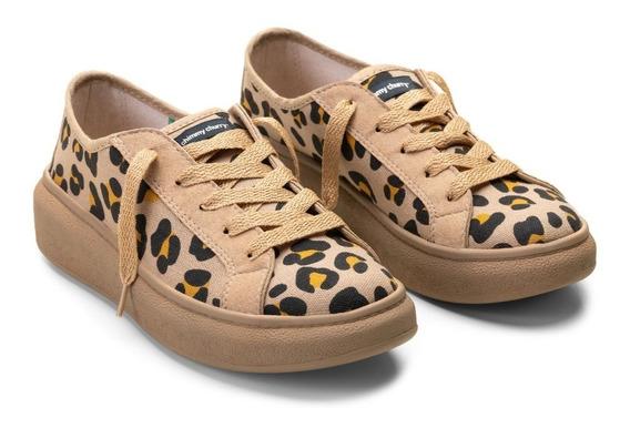 Sneacker Leopardo Chimmy Churry