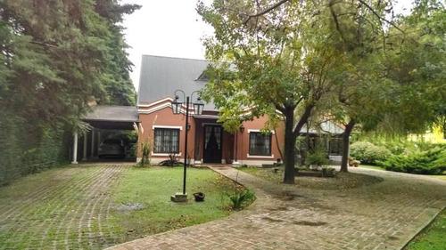 Casa, Ombú, Club De Campo El Moro, Marcos Paz, Cod. 2038