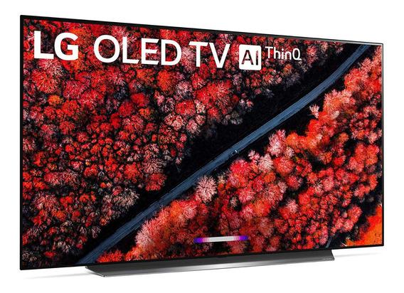 Lg Oled65c9pua Alexa Tv Embutida C9 De 65 Polegadas 4k